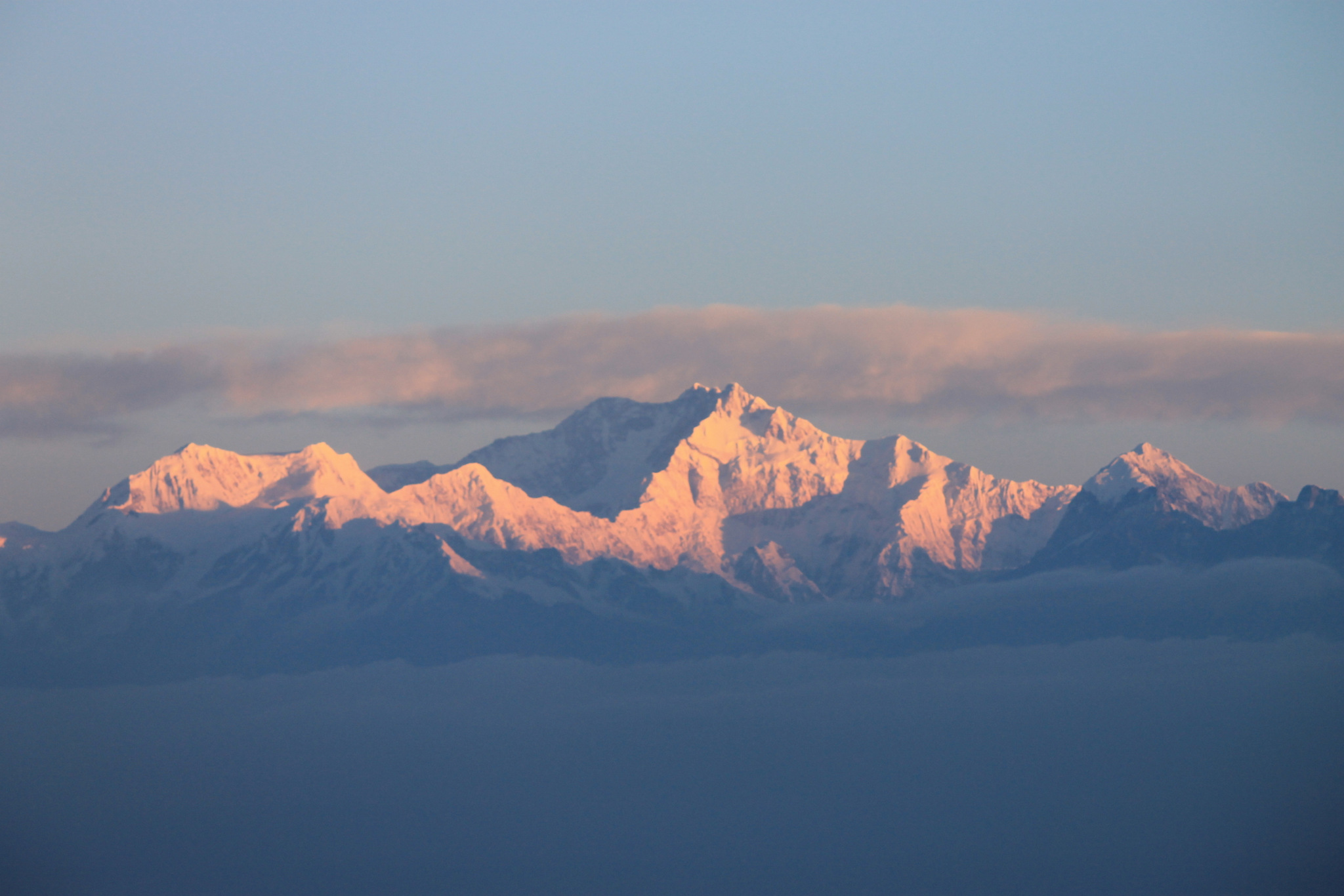 Kangchenjunga : au sommet du monde