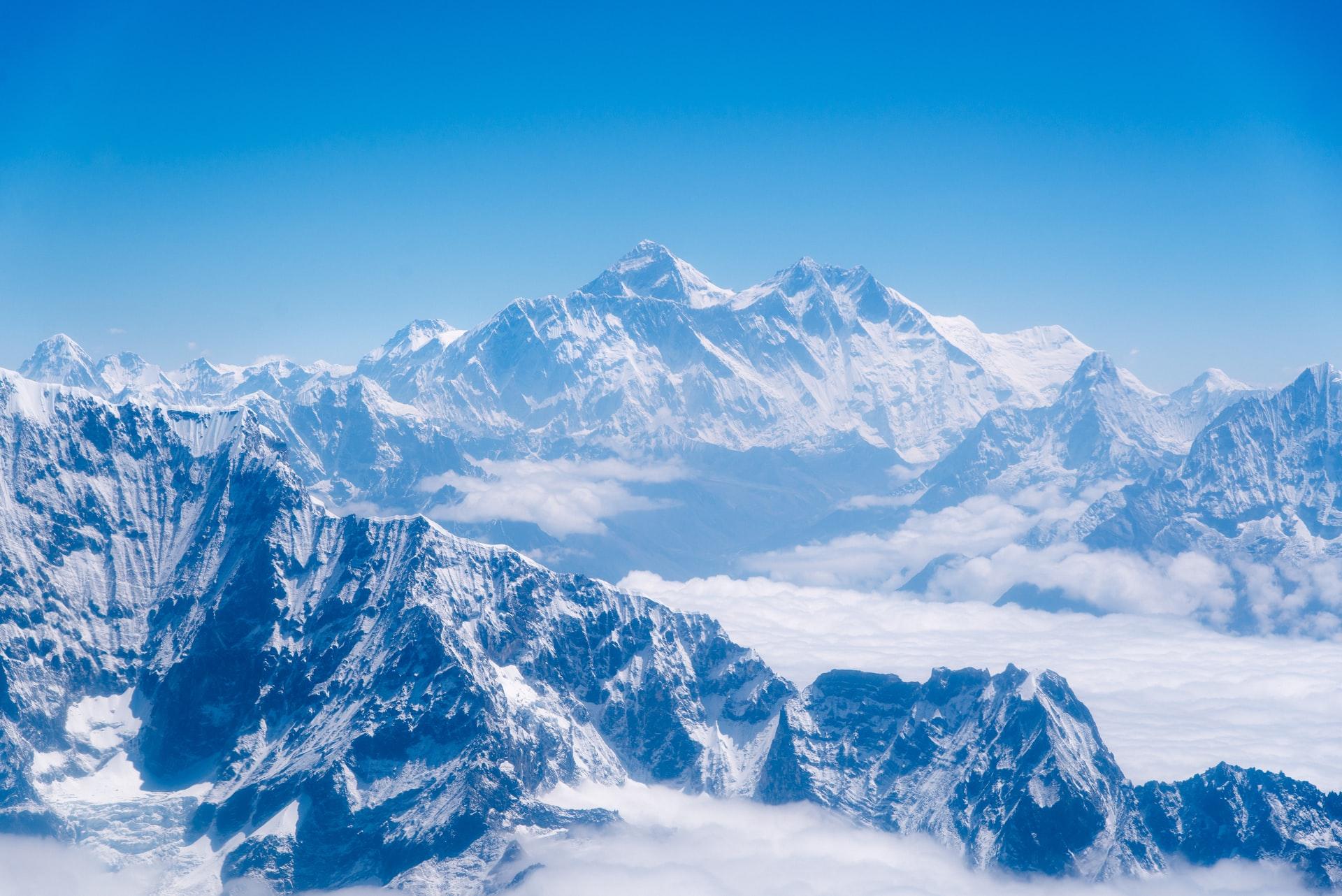 Everest : la fabuleuse épopée